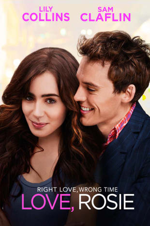 movie poster for Love, Rosie
