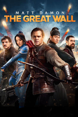 movie poster for The Great Wall