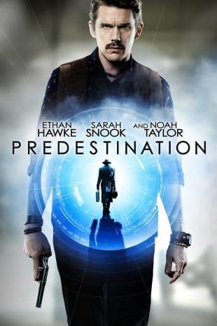 movie poster for Predestination