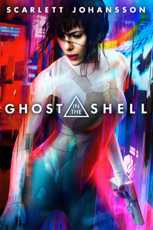 movie poster for Ghost In The Shell