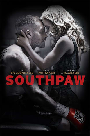 movie poster for Southpaw