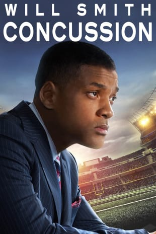 movie poster for Concussion