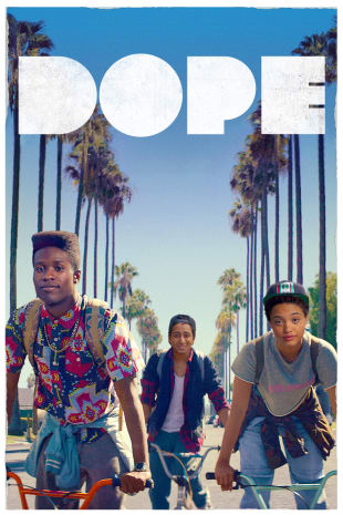 movie poster for Dope
