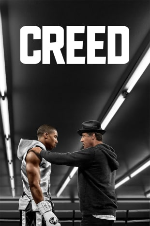 movie poster for Creed
