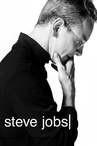 movie poster for Steve Jobs