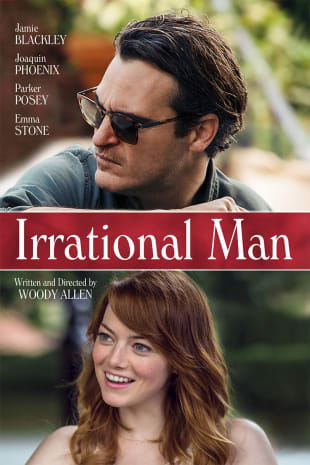 movie poster for Irrational Man