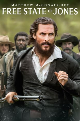 movie poster for Free State Of Jones