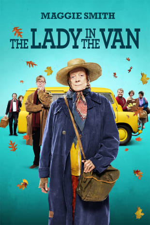movie poster for The Lady In The Van