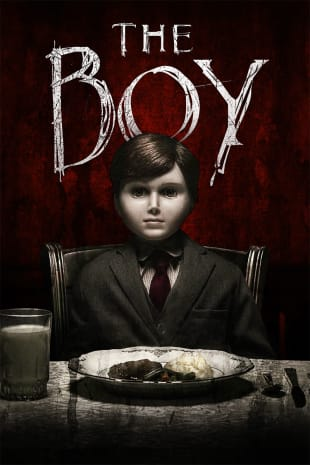 movie poster for The Boy (2016)