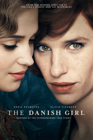 movie poster for The Danish Girl