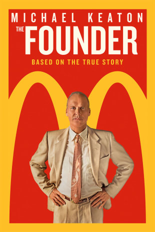 movie poster for The Founder