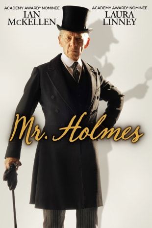 movie poster for Mr. Holmes