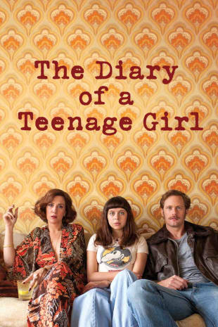 movie poster for The Diary of a Teenage Girl