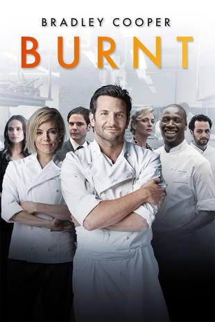 movie poster for Burnt