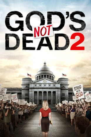 movie poster for God's Not Dead 2