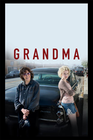 movie poster for Grandma