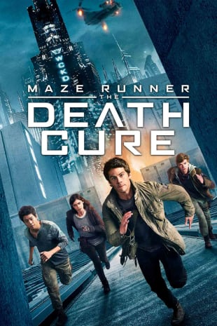 movie poster for The Maze Runner: The Death Cure