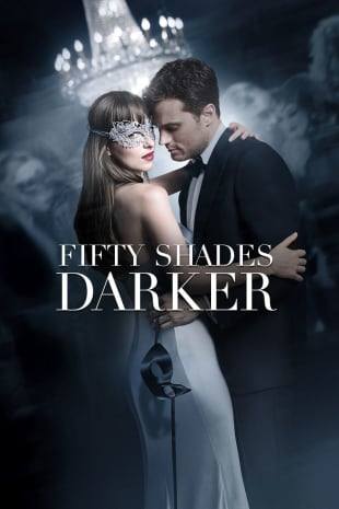 movie poster for Fifty Shades Darker