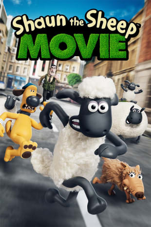 movie poster for Shaun The Sheep