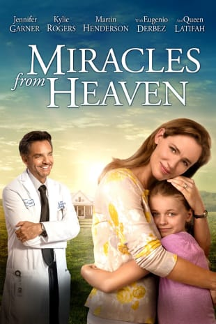 movie poster for Miracles From Heaven