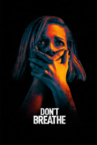 movie poster for Don't Breathe