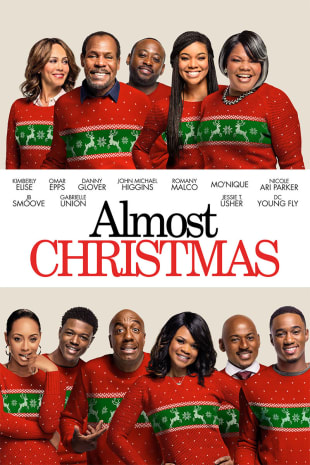 movie poster for Almost Christmas