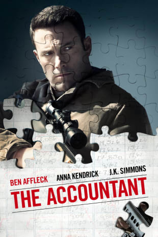 movie poster for The Accountant