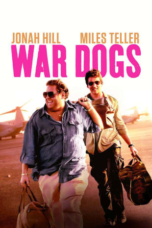 movie poster for War Dogs