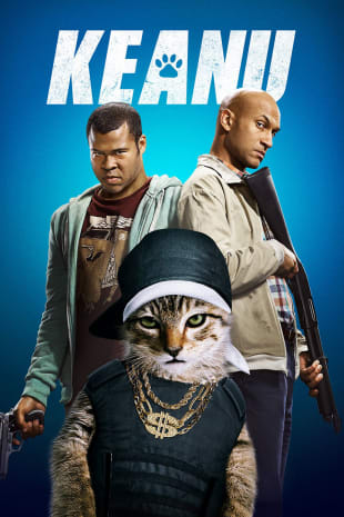 movie poster for Keanu