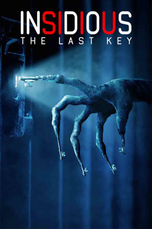 movie poster for Insidious: The Last Key