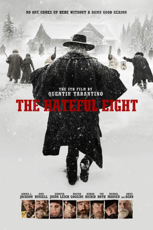 movie poster for The Hateful Eight