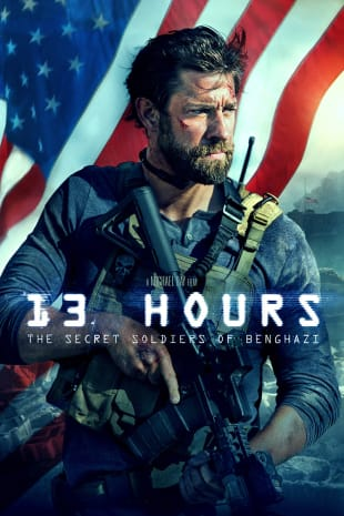 movie poster for 13 Hours:The Secret Soldiers Of Benghazi
