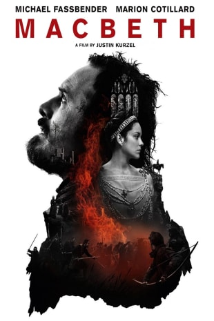 movie poster for Macbeth (2015)