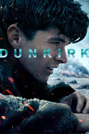 movie poster for Dunkirk