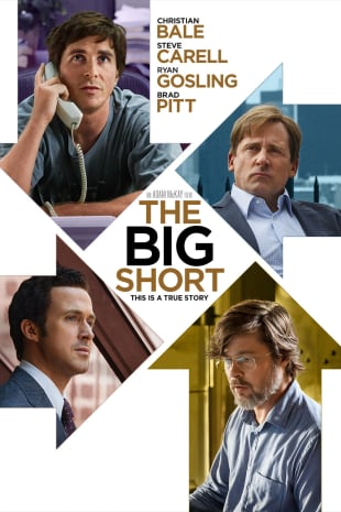 movie poster for The Big Short