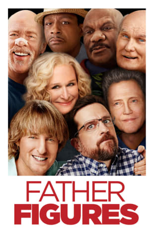 movie poster for Father Figures
