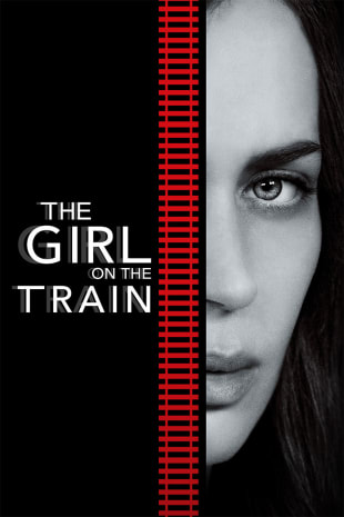 movie poster for The Girl On The Train