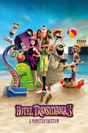 movie poster for Hotel Transylvania 3: Summer Vacation