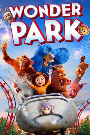 movie poster for Wonder Park