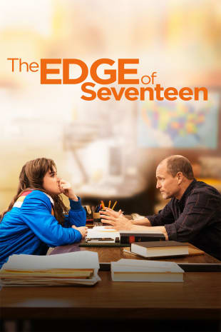 movie poster for The Edge Of Seventeen