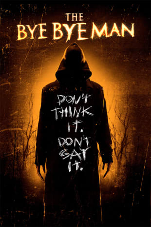 movie poster for The Bye Bye Man