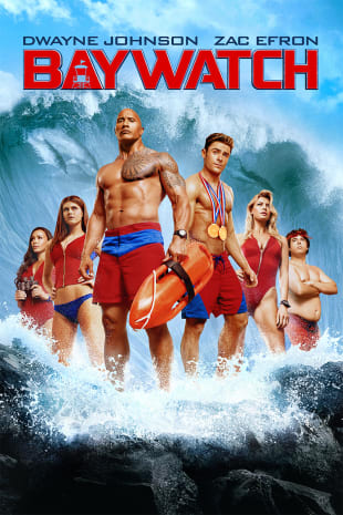 movie poster for Baywatch
