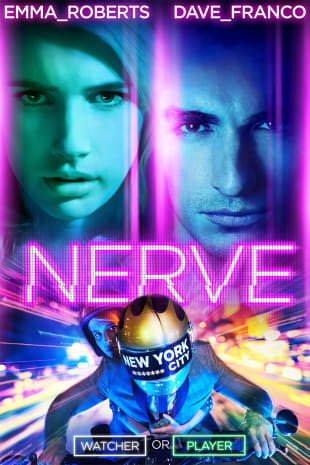 movie poster for Nerve