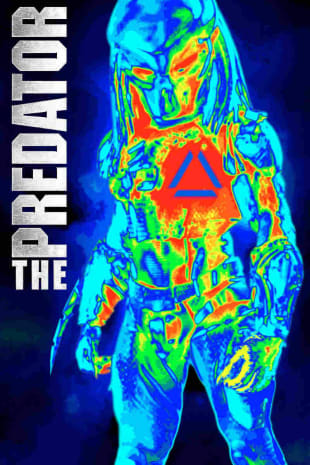 movie poster for The Predator