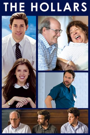 movie poster for The Hollars