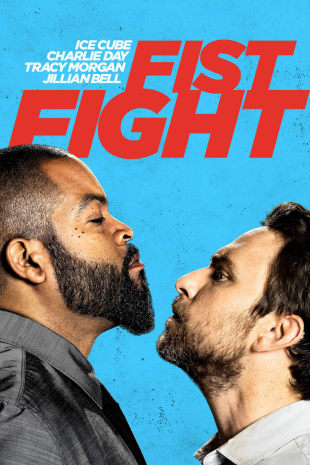 movie poster for Fist Fight