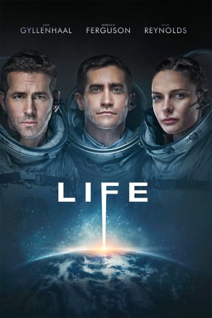 movie poster for Life (2017)