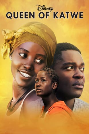 movie poster for Queen Of Katwe