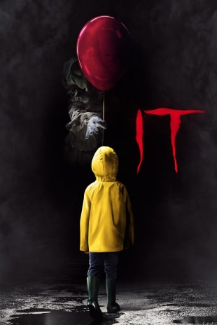 movie poster for IT: Chapter One
