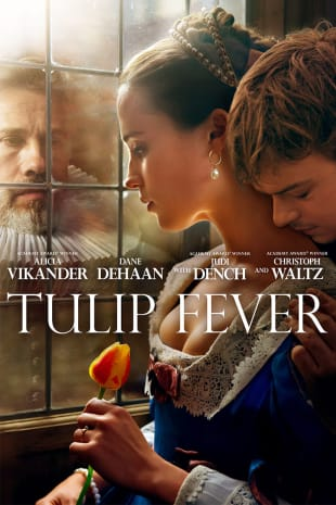 movie poster for Tulip Fever